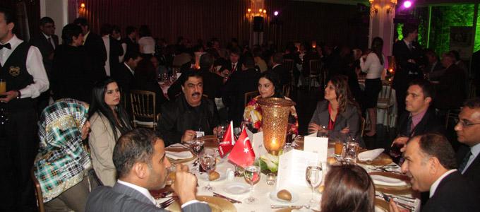 ICAN'09 Akşam Yemeği