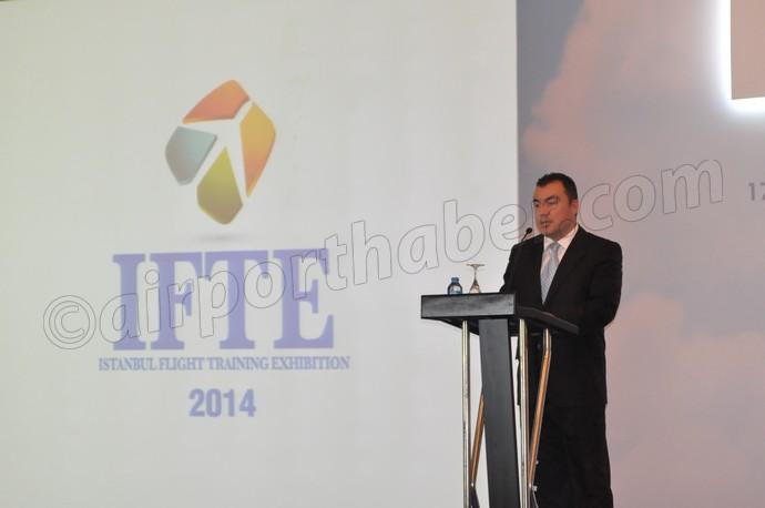 IFTE 2014 KAPILARINI AÇTI