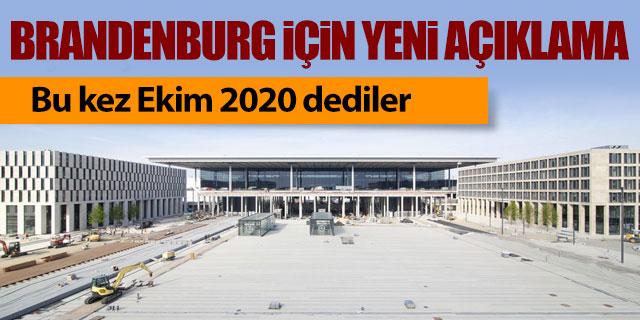Berlin-Brandenburg için yeni açıklama