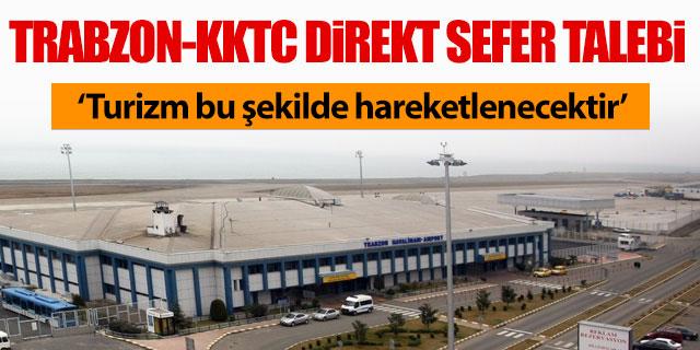 Trabzon-KKTC arasında direkt sefer talebi