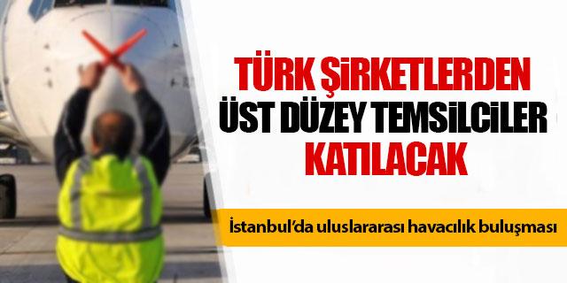 İstanbul'da uluslararası havacılık buluşması