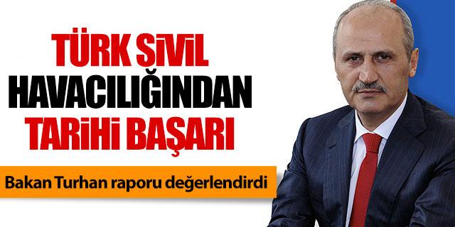 Türk Sivil Havacılığından tarihi başarı