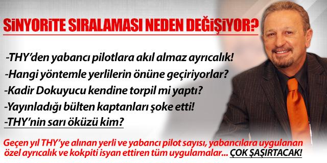 THY'NİN YERLİ KAPTANLARINI ŞOKE EDEN UYGULAMA!