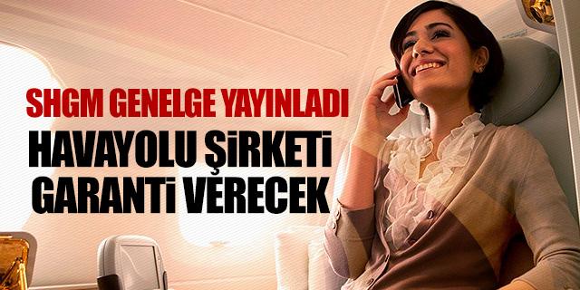 SHGM'NİN 'CEP TELEFONU' KARARI