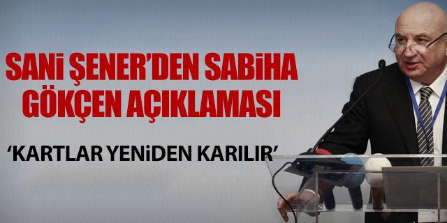 SANİ ŞENER; 'EKONOMİ BÜYÜDÜKÇE HAVACILIK DA BÜYÜR'