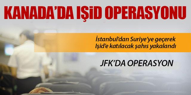 JFK'DA IŞİD OPERASYONU