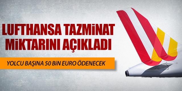 YOLCU BAŞINA 50 BİN EURO TAZMİNAT