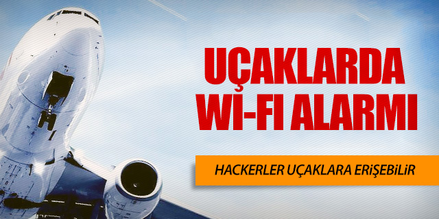 HAVAYOLU ŞİRKETLERİNE 'HACKER' UYARISI