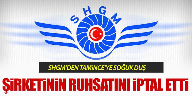 FETTAH TAMİNCE'NİN ŞİRKETİNE ŞOK HABER!