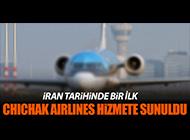 İRAN'IN İLK UÇAK KAFESİ HİZMETE SUNULDU