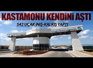 KASTAMONU'DA RAKAMLAR AÇIKLANDI