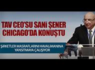 SANİ ŞENER; 'KÜÇÜK HAVALİMANLARINA DEVLET DESTEĞİ ŞART'