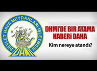DHMİ'DE BİR ATAMA DAHA