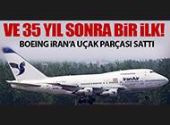 BOEING'DEN 35 YIL SONRA BİR İLK!