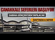 İSTANBUL-ÇANAKKALE SEFERLERİ BAŞLIYOR
