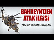 BAHREYN ATAK'I İSTİYOR