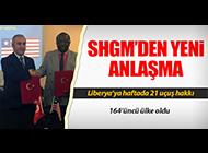 SHGM'DEN YENİ ANLAŞMA