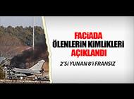 KAZADA ÖLENLERİN KİMLİKLERİ AÇIKLANDI