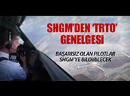 SHGM'DEN 'TRTO' GENELGESİ