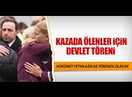 GERMANWINGS KAZASI İÇİN DEVLET TÖRENİ