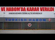 HERKESİN GÖZÜ BU HABERDEYDİ... THY HABOM'A İLİŞKİN FLAŞ KARAR