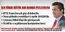 HAVACILIK SEKTÖRÜNÜ SARSACAK GELİŞME!