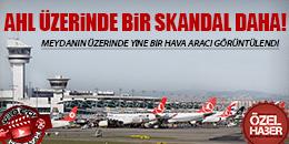 AHL ÜZERİNDE YENİ SKANDAL!