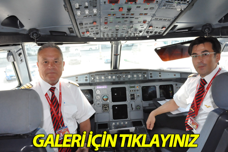ATLASJET LONDRA STANSTED SEFERLERİNE BAŞLADI