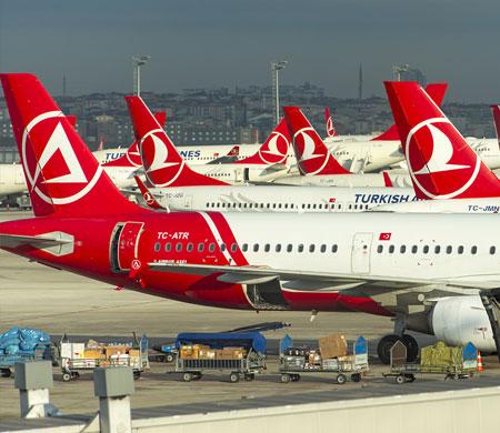 Atatürk ve Sabiha Gökçen Havalimanları Avrupa'da zirveye çıktı