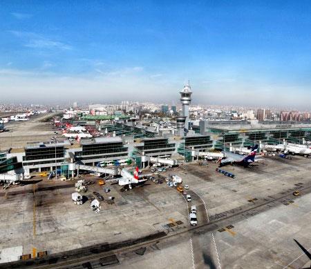Atatürk Havalimanı yine zirvede
