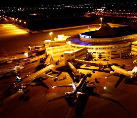 Antalya Havalimanı'ndaki karbon ayak izleri temizlendi