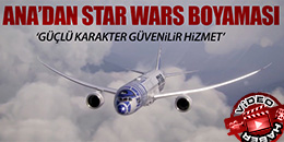 ANA'DAN STAR WARS BOYAMASI