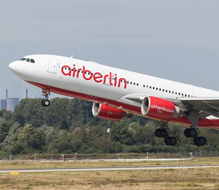 Air Berlin'e bir şok daha