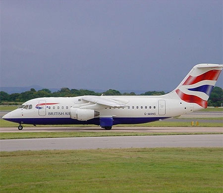 British Airways'ten skandal uçuş!
