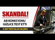 FRANKFURT HAVALİMANI SINIFTA KALDI
