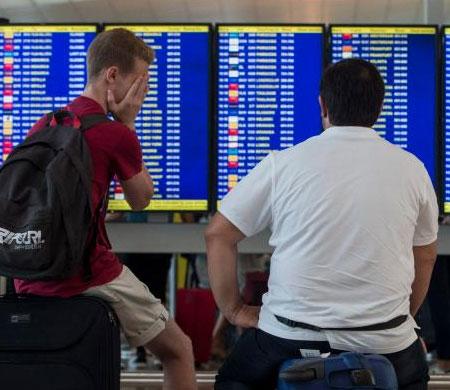 Havalimanı güvenliği grev kararı aldı!