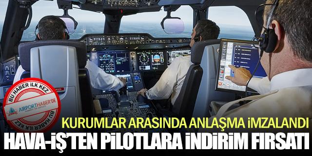 Pilotlar için ICAO level sınavlarına indirimli giriş imkanı