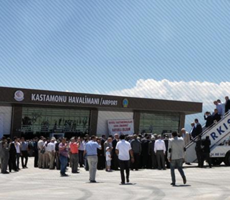 Kastamonu İzmir seferi istiyor