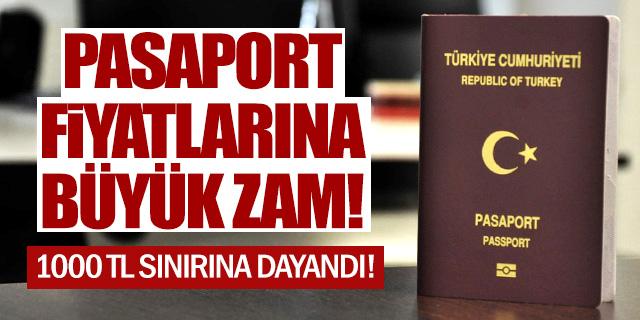 Pasaport almak artık daha pahalı olacak!