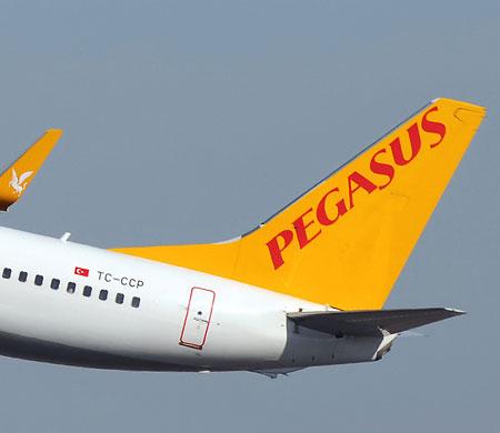 Pegasus 3 uçağı daha filodan çıkardı