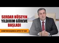 GÖREVE RESMEN BAŞLADI