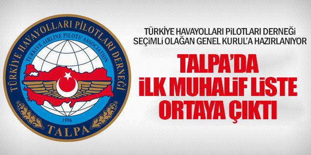 TALPA'da muhalefet harekete geçti