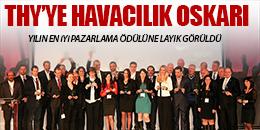 THY'YE MACARİSTAN'DA HAVACILIK OSKARI