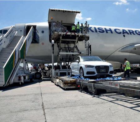 Turkish Cargo lüks araçları nerelere taşıyor?