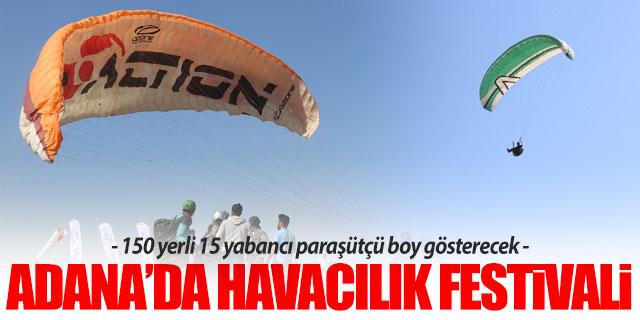 Adana'da semalarında festival heyecanı