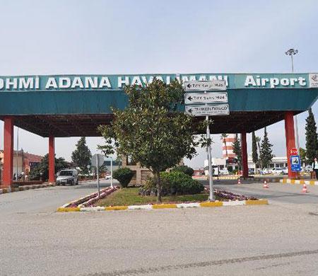 Adana Havalimanı'nda köpek ısırığı davası