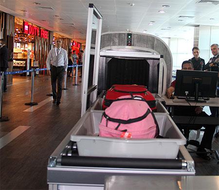 Atatürk Havalimanı'nda ilk kez bugün kullanıldı
