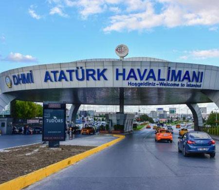 Atatürk Havalimanı'nda kayboldular