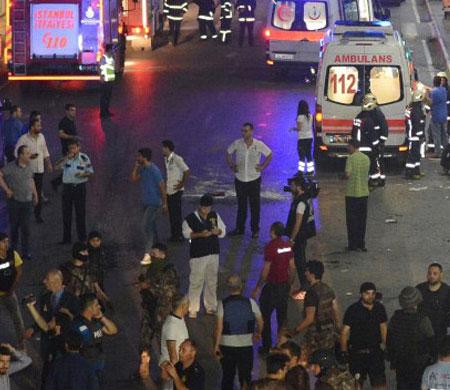 Atatürk Havalimanı'ndaki terör saldırısı davası başlıyor
