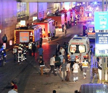 Atatürk Havalimanı saldırısı davasının 5. duruşması başladı